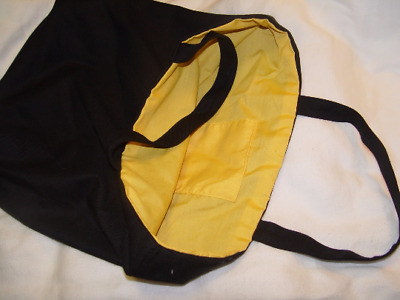 Wizard Tote Bag, Yellow