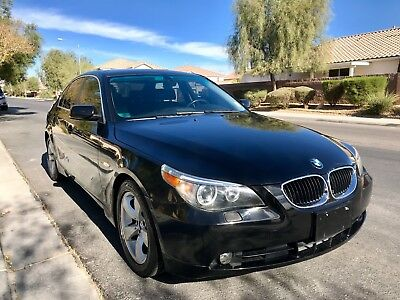 2005 BMW 5-Series 530I 2005 bmw 530i 5 SERIES E60 LOW MILES GREAT PRICE WARRANTY AVAILABLE