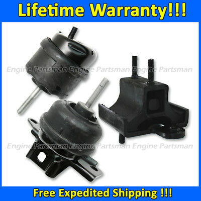 Mount Set 4PCS M406 2001-2003 For Oldsmobile Aurora 4.0L Engine Motor /& Trans