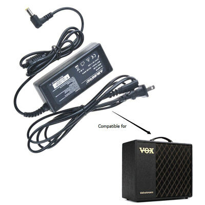 AC Power Charger Adapter for Vox VT40X 40-watt Guitar Modeling Combo Amp