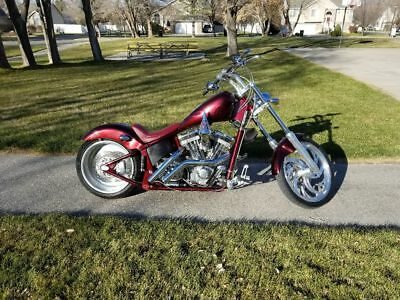 2004 Custom Built Motorcycles Chopper  Diesel Brothers Iron horse Chopper
