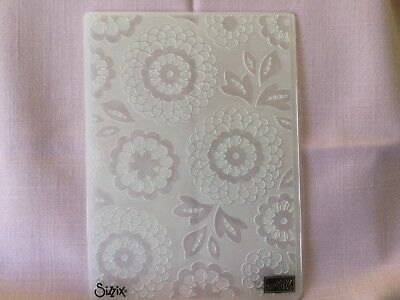 """Sizzix/stampin' Up Embossing Folders - """"lovely Lace"""""""