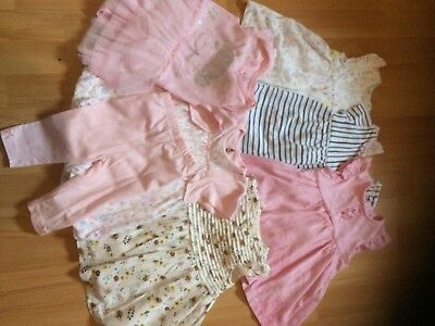Baby Girl Dress Bundle 3-6 Months 6 items beautiful condition hardly used