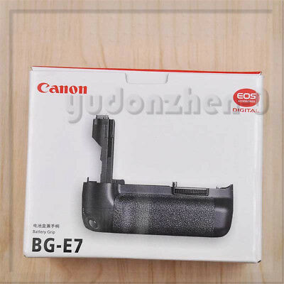 New Battery Grip for Canon EOS 7D as replacement BG-E7