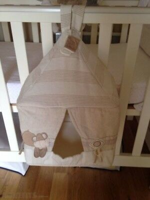 brand new mamas and papas once upon a time nappy stacker