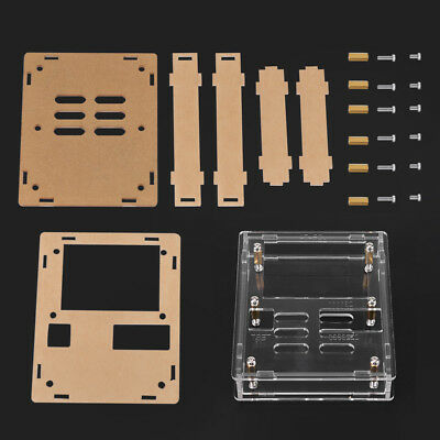 Acrylic Housing Case for LCR-T4 Transistor Inductor Capacitor ESR Meter Tester Z