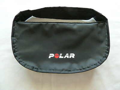 Polar Heart rate monitor carry bag for Watch and chest Belt