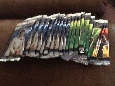 Job Lot Of 20 Topps Star Wars Rogue One Packs Pack Packets