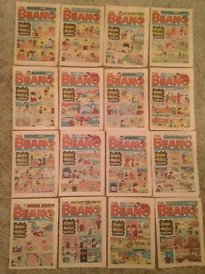 Beano Comics 1979/80 Job Lot