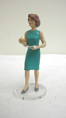 CORGI ICON James Bond 007 Figure - Miss Moneypenny   (no box)