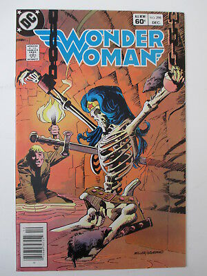 Wonder Woman 298  F/vf (Combined Shipping) (See 12 Photos) (Auction #18)