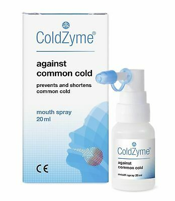 ColdZyme Mouth Spray 20ml 1 2 3 6 12 Packs