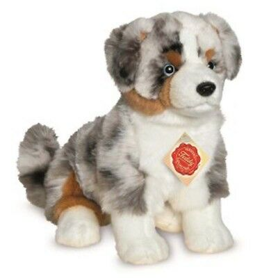 Australian Shepherd Welpe - 30 cm - Hermann Teddy Collection - Plüsch - Neu