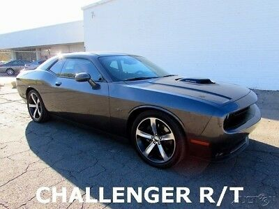 2015 Dodge Challenger R/T 2015 Dodge Challenger RT R/T Coupe Used Certified 5.7L V8 16V Automatic RWD