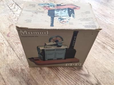 Vintage Mamod Steam Engine  Ex- Display Model Boxed Has Been Fired Up