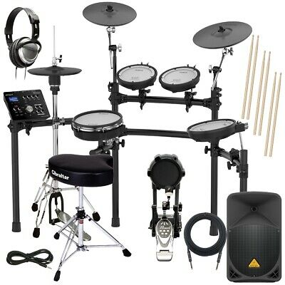 Roland TD-25K V-Drums Electronic Drum Set COMPLETE DRUM BUNDLE