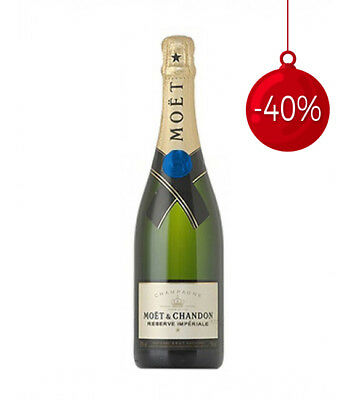 CHAMPAGNE RESERVE IMPERIALE MOET CHANDOM 0,750 l.