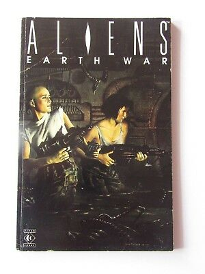 Aliens: Earth War by Kieth, Sam Paperback Book Graphic Novel