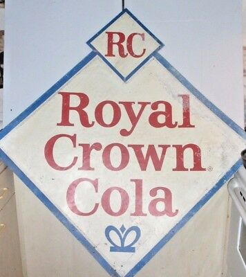 vintage RC  royal crown cola sign free shipping