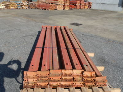 "Interlake Style Pallet Rack Cross Beams 96"" - Lot of 20"