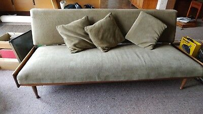 1950s Retro Sofa Bed