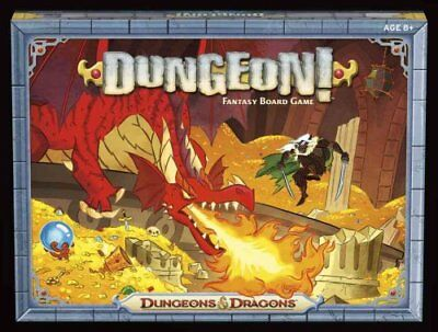 Dungeon! Board Game by Wizards RPG Team 9780786965557 (Paperback, 2014)
