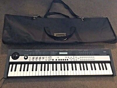 Korg Microstation Synth With Case