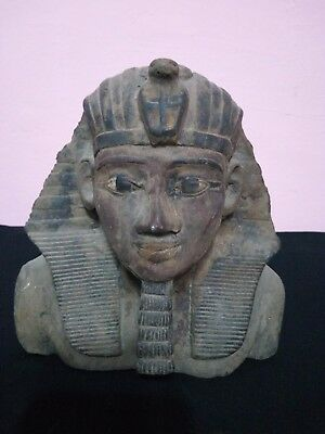 RARE ANTIQUE ANCIENT EGYPTIAN Statue Pharaoh Merneptah 1213-1203 Bc
