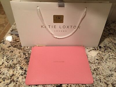 Katie Loxton Perfect Pouch Pretty in Pink