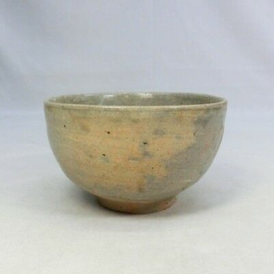 D714: REAL old Southeast Asian blue porcelain bowl with good tone