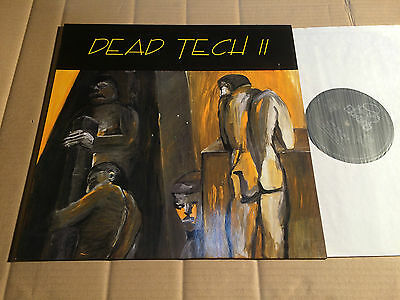 V/a - Dead Tech Ii - Lp - Dossier St 7541 - Germany 1988