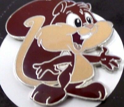 wb Animaniacs PIN SLAPPY Squirrel Warner Brothers Studio Looney Tunes NOC '96