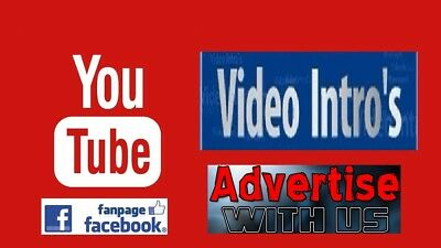Intro Video for website ,youtube, Slogan ,facebook , Advertisement ,MP4 format