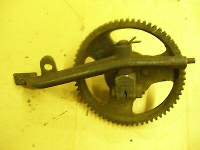 Hit & Miss Engine Cam Gear and Govenor Lever