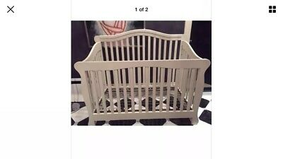 Baby/ toddler crib, all natural wood, non-toxic paint, pick-up from Tribeca NY