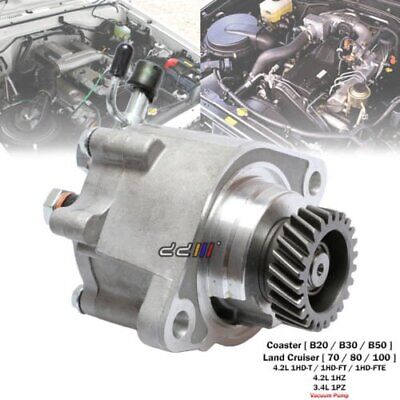 NEW Engine Vacuum Pump For Toyota Land Cruiser HZJ75 HDJ78 HDJ80 1PZ 1HZ 1HD