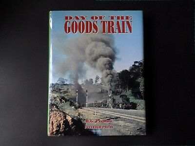Day Of The Goods Train: Definitive Book On Nswgr Freight Trains