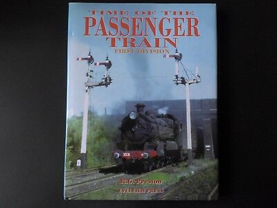 Time Of The Passenger Train: Definitive Book On Nswgr Passenger Trains