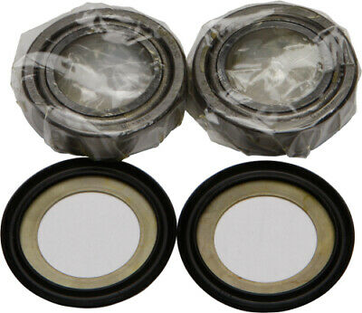 All Balls 22-1010 Steering Bearing and Seal Kit Bearing Kit 22-2010 AB22-1010