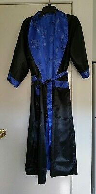 Dressing Gown reversible size 12 to 16