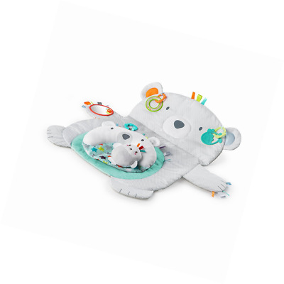 Bright Starts Tummy Play Time Baby Prop Activity Infant Cruiser Gym Toy