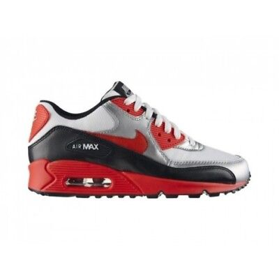 detailed pictures ff940 29ba0 NIKE AIR MAX 90 Mesh TD Bianche 833422111 - EUR 45,00 | PicClick IT