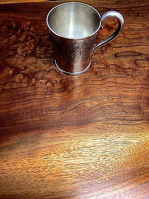 Bigelow Bros. & Kennard American Coin Silver Wine Cup: Boston c1860