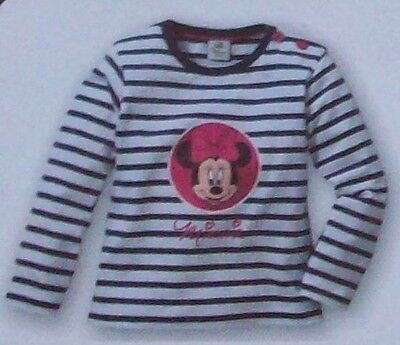 Baby Girls Top Long Sleeve Age 2-6 Months. Height 62-68 cm.