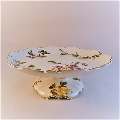 George Jones and Sons Cake Stand 1881