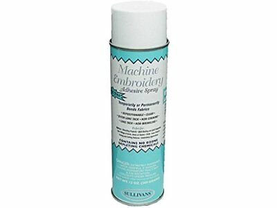 Sullivans Machine Embroidery Adhesive Spray 13oz MachineEmbdyAdhesiveSpray13