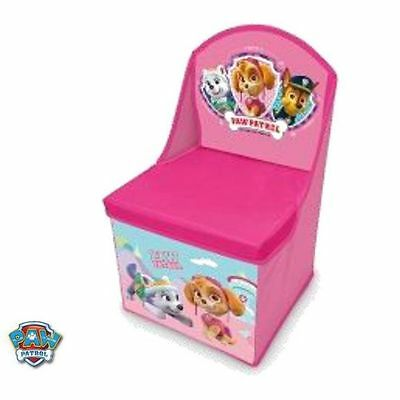 Chair Pliable Child Disney Paw Patrol Pat Patrouille Pink Stella