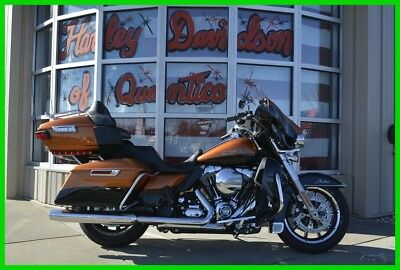 FLHTKL - Ultra Limited Low  2015 Harley-Davidson FLHTKL - Ultra Limited Low Used