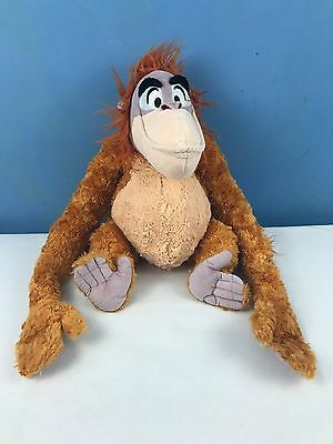 Disney Store King Louie Jungle Book Orangutan LARGE Plush Soft Toy
