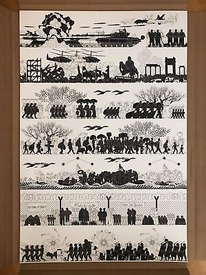 Ai Weiwei Odyssey Print For Public Art Fund poster